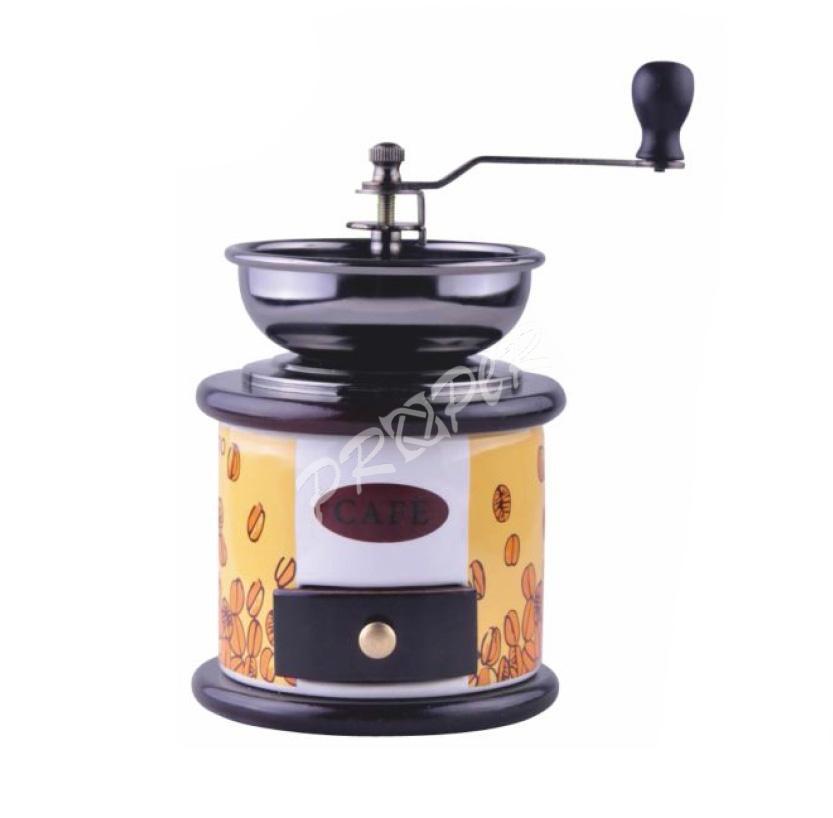 Keramický mlynček na kávu