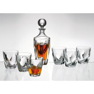 Barley Twist whisky set 1+6 Bohemia