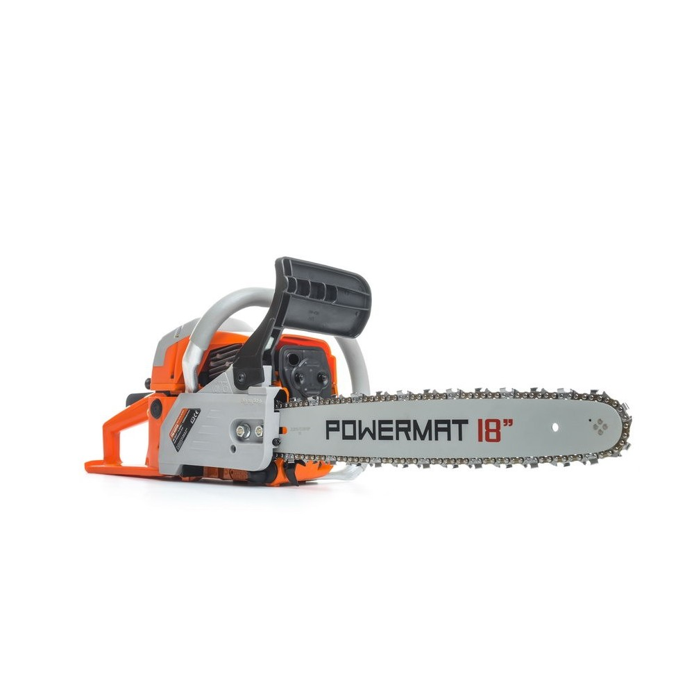 POWERMAT Motorová píla PM-4HP49 18""