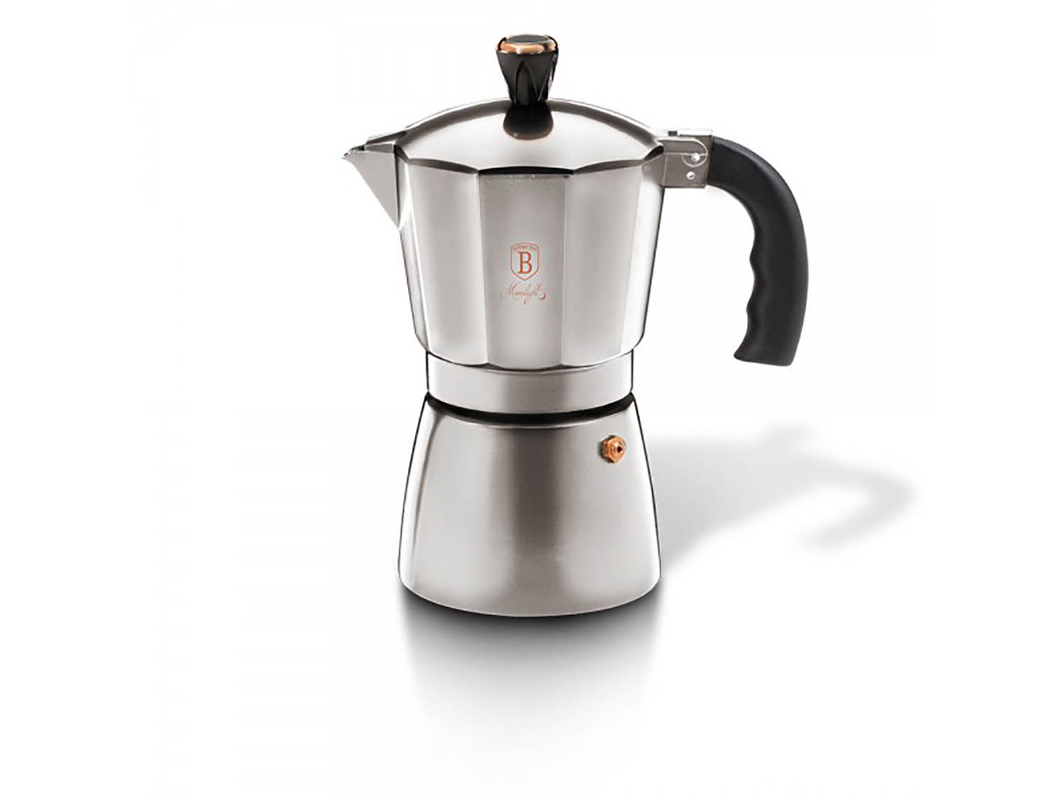 BERLINGERHAUS Moka Express MOONLIGHT Collection BH-6390